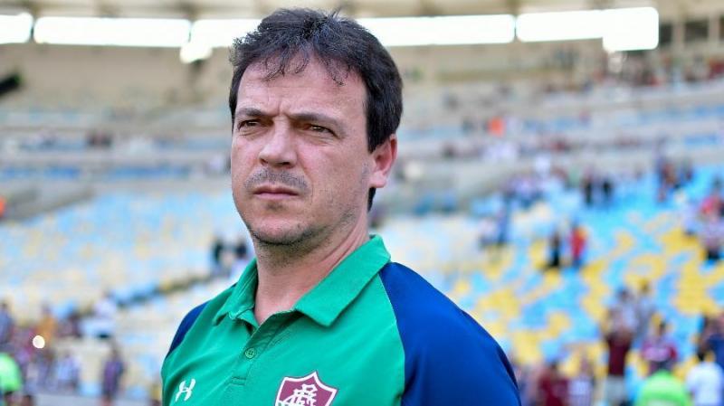 Fernando Diniz é demitido do Fluminense após 9ª derrota