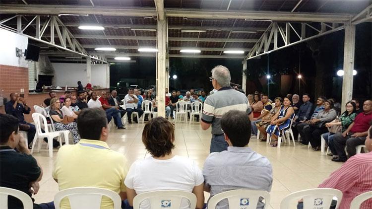 PTB reúne pré-candidatos à Câmara Municipal de Teresina
