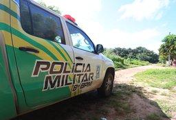 URGENTE: Bandidos arrombam e roubam mercadinho e açougue