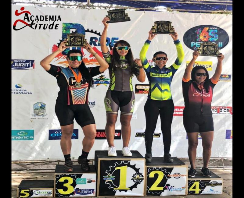 Atitude Bike Team competiu na 4ª etapa da Copa Norte de Ciclismo em Pedro 2