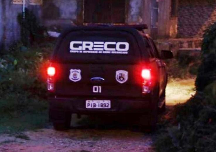 Operação do Greco prende acusados de roubo a bancos em Teresina