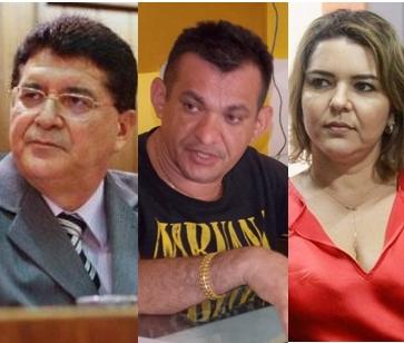 Os dois lados da família Marques na oposição em Luzilândia