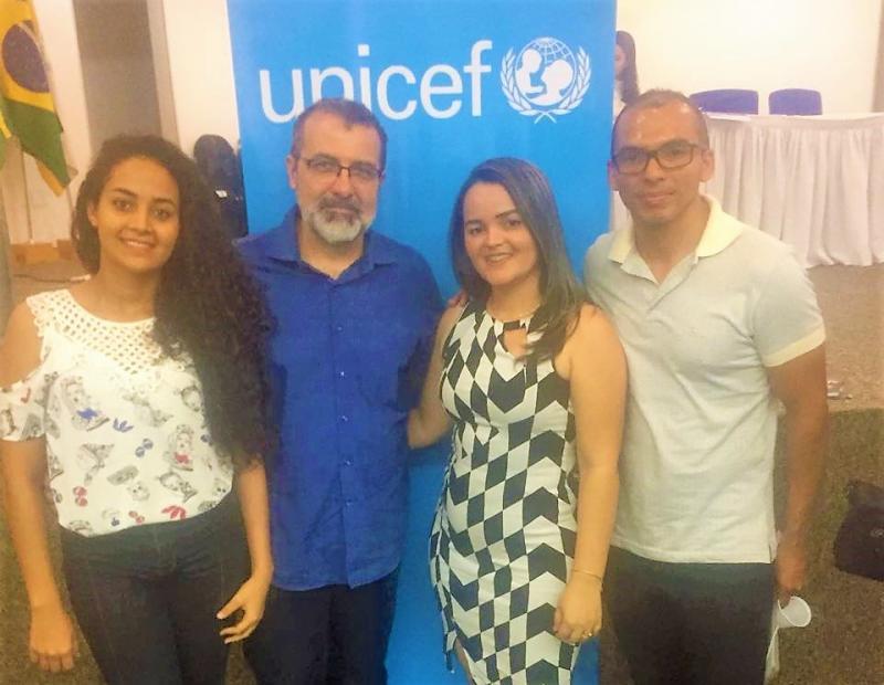 Joaquim Pires Recebe Capacitação Sobre o Selo UNICEF em Teresina, Edição 2017/2020.