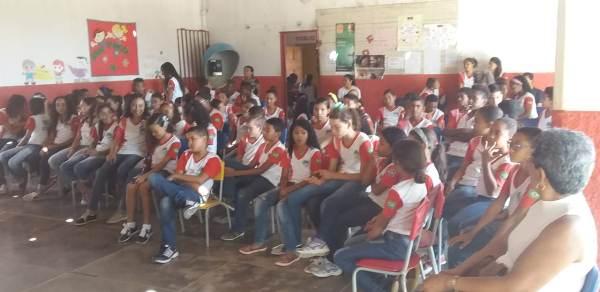 Equipe da saúde promove palestra sobre calazar em Aliança do Gurgueia