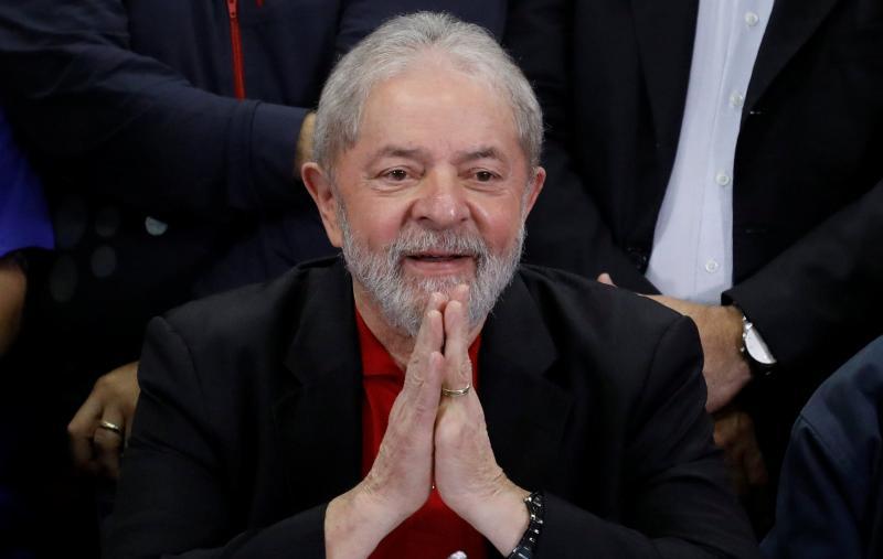 Divulgado abaixo-assinado pela libertação de Lula