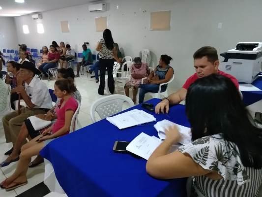 Requisição de próteses e órteses para pacientes de Colônia do Gurgueia
