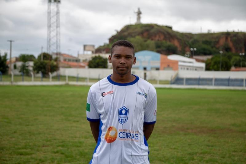 Jovem de São Francisco do Piauí vai disputar o Piauiense da 2ª divisão