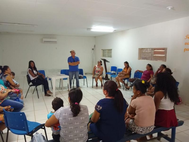 Curso Mulheres em Campo será realizado em Colônia do Gurgueia