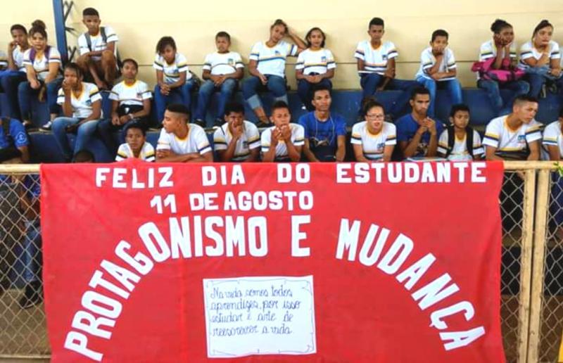 Escola Antônio Gramoza de Amarante realiza encontro pedagógico