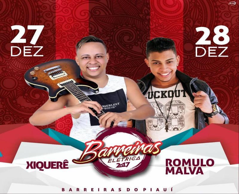 Barreiras Elétrica 2017 o melhor carnaval fora de época do Sul do Piauí