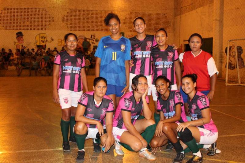 Segunda rodada do Campeonato Municipal de Futsal de Santa Cruz dos Milagres