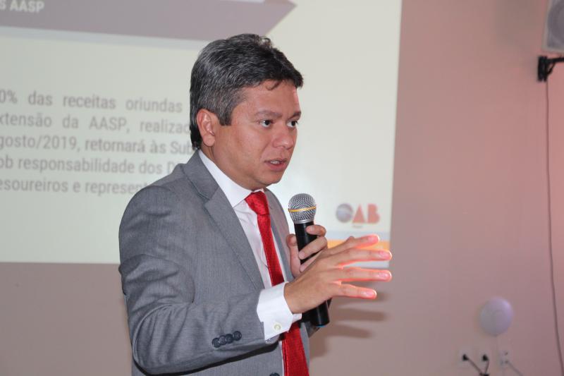 Diretor-Tesoureiro da OAB Piauí integra II Colégio dos Diretores-Tesoureiro
