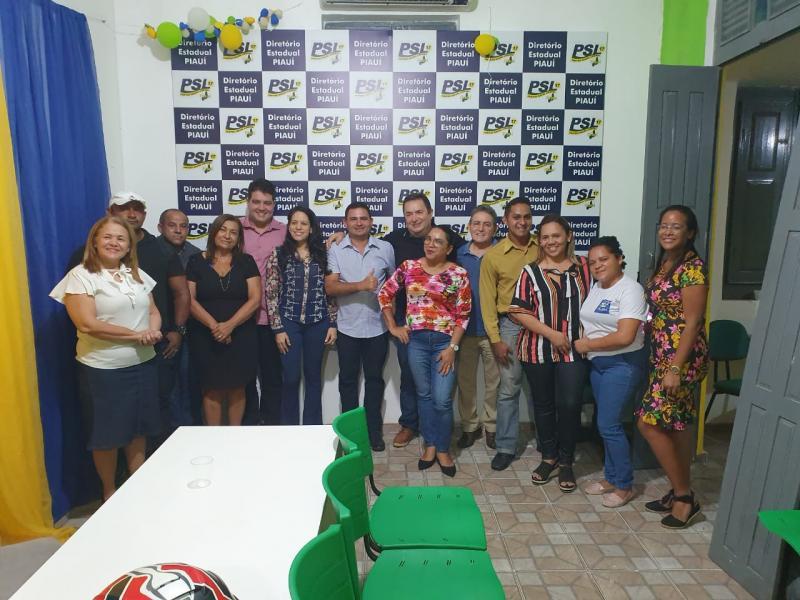 Empresário 'Rei das Motos' assume direção do PSL em Teresina