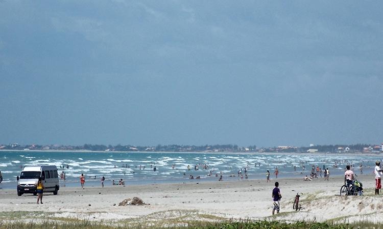 Agespisa reforça abastecimento no litoral do Piauí durante o Natal