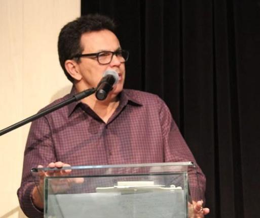 Zé Santana participa de solenidade de filiação do MDB