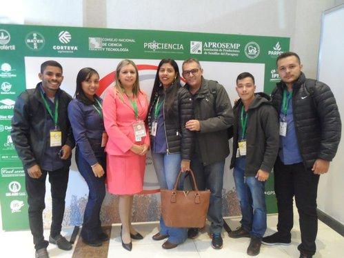 Gilbueenses Estudantes de Agronomia participam da III Congreso Paraguay