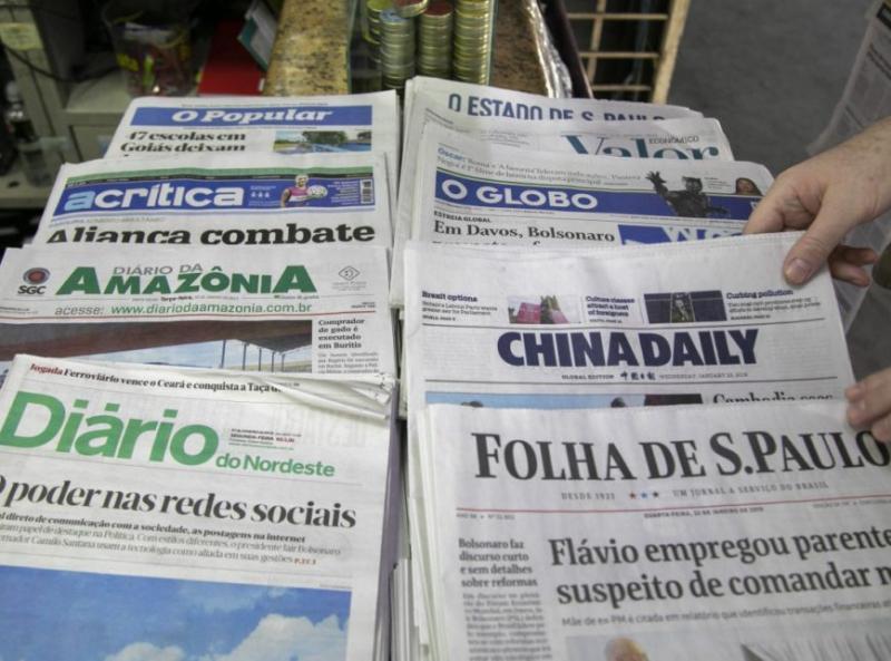 23 de agosto, sexta-feira – Os destaques da mídia nacional