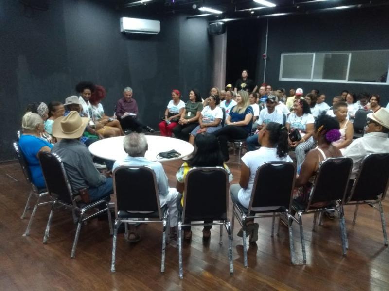 Cultura realiza o II Encontro de Griô em Floriano