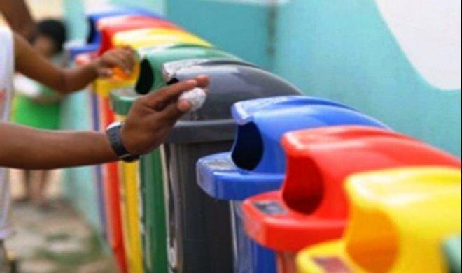Comissão aprova coleta seletiva obrigatória de lixo nas escolas