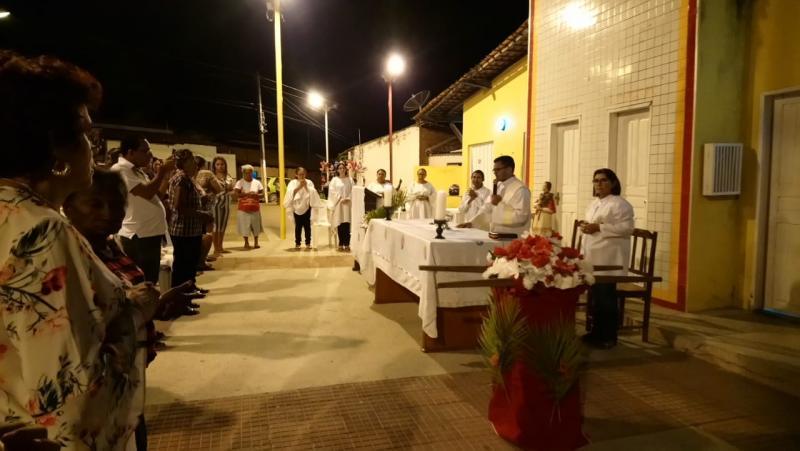 Realizado primeira noite do festejo de São Raimundo Nonato
