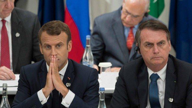 Europa ameaça retaliar Brasil por conta de comentários de Bolsonaro