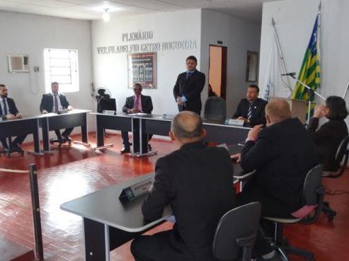 Câmara rejeita as contas do ex-prefeito de Cristalândia, Moisés Lemos