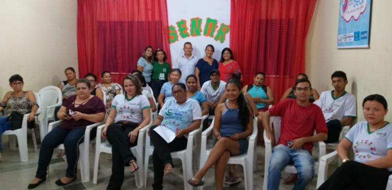 Prefeitura de Lagoinha realiza curso de produção de temperos e condimentos
