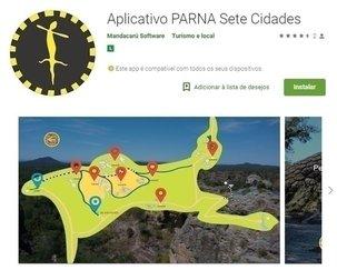 Aluno da Uespi cria aplicativo para o Parque Nacional de Sete Cidades