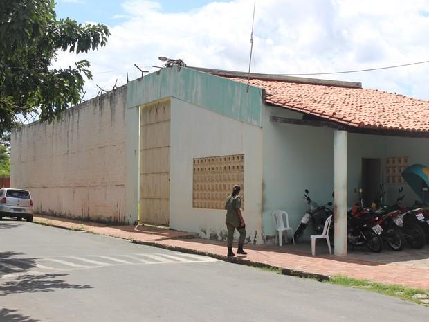 Internos tentam fugir do CEM em Teresina