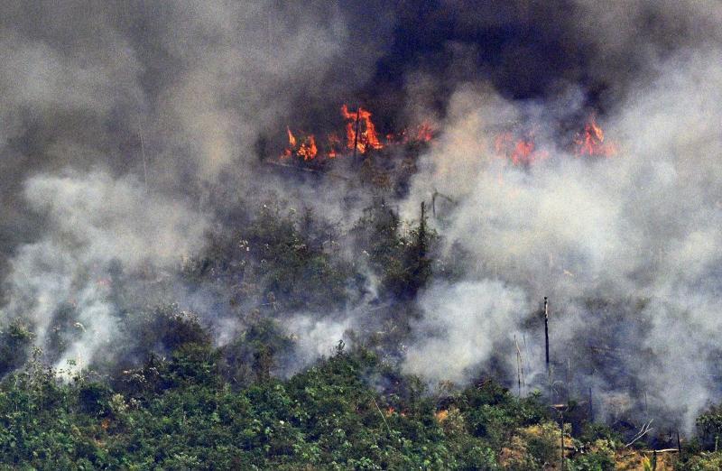 Nasa diz que 2019 é o pior ano de queimadas na Amazônia