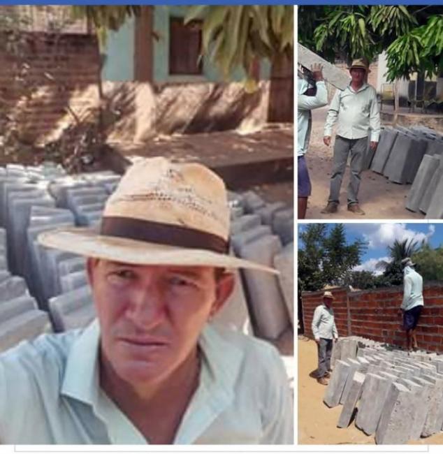 Emenda de Fábio Abreu garante pavimentação em povoados