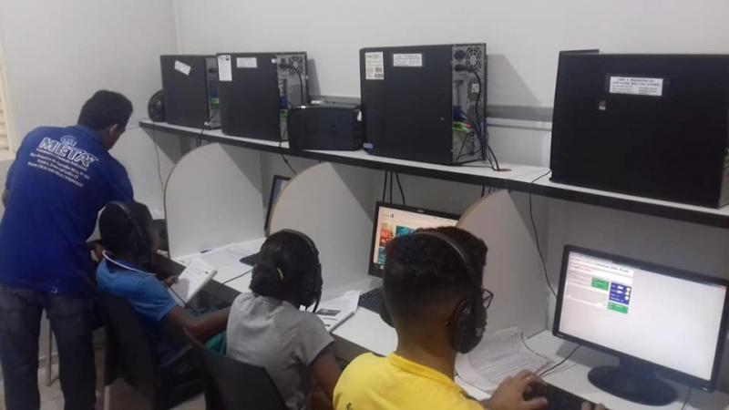 DL | Informática com qualidade e baixo custo é na Meta Treinamentos