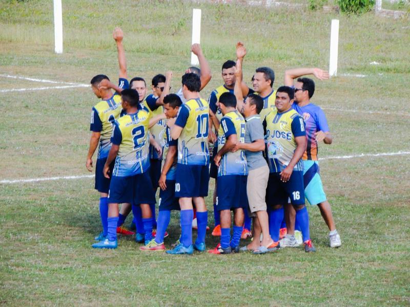 São José Futebol Clube é terceiro lugar no campolargoense 2019