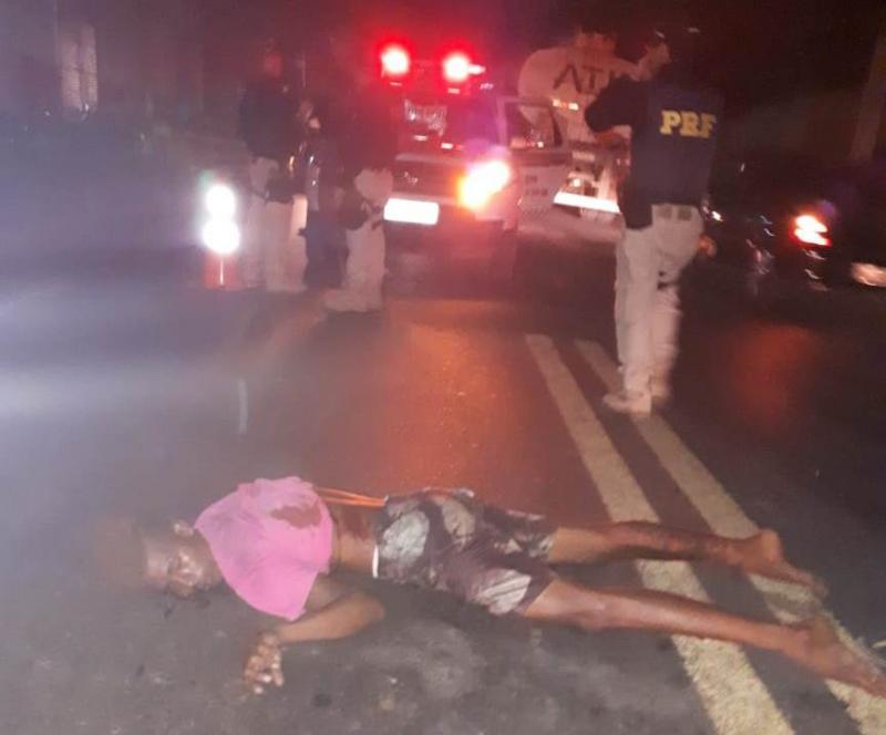 Acusado de assaltos foi executado na noite deste sábado