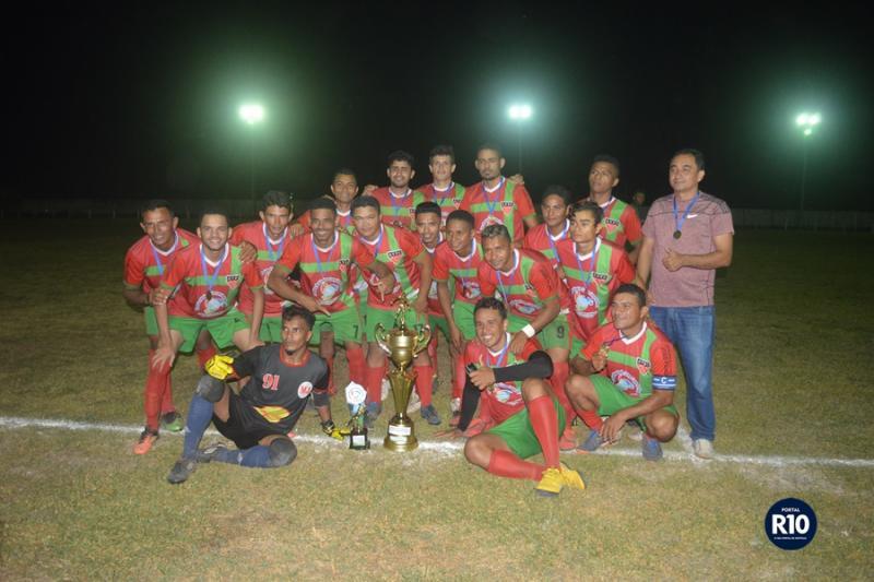 Atlético Vermelhense é campeão invicto do Campolargoense 2019