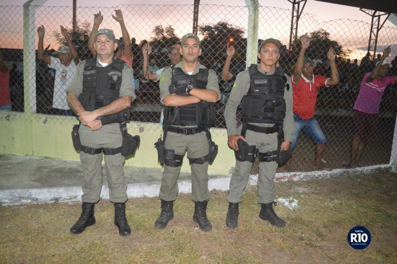 Homenagem ao GPM de Campo Largo pelo Dia do soldado