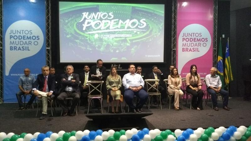 Podemos é lançado nesta segunda-feira no Piauí