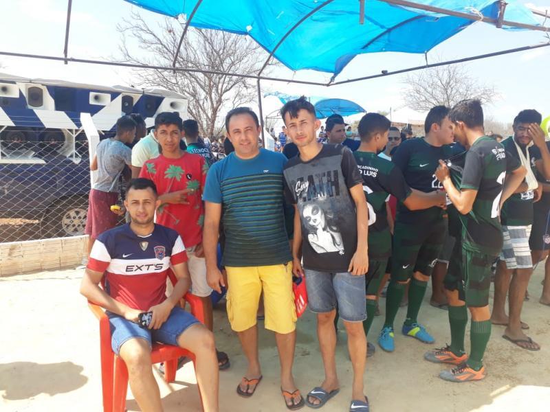Vereador Nery Oliveira- SD participou de eventos esportivos e culturais.