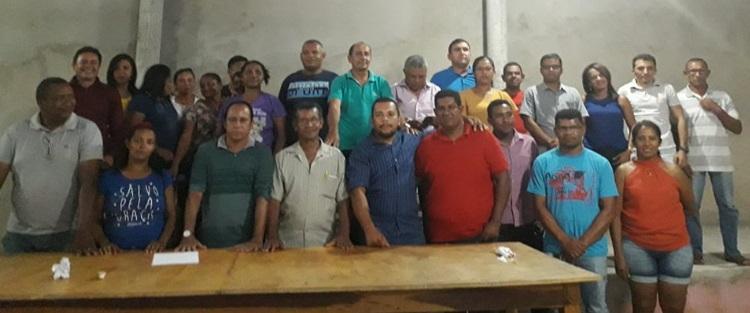Eleição da diretoria do STTR mostra a força do Vereador Coca do Matapasto