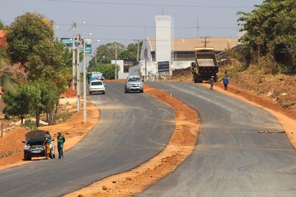 Imóveis valorizam com o prolongamento da Avenida Piauí