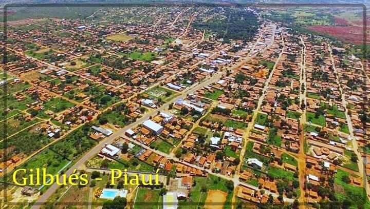 IBGE divulga número de habitantes do município de Gilbués Piauí