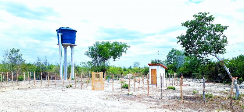 Prefeito Genival Bezerra Realiza Inauguração de Abastecimento de Água na Chapada do Broder