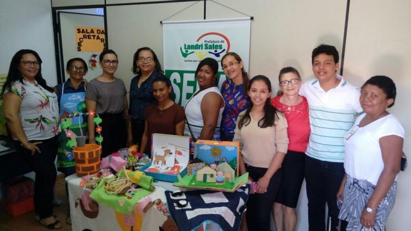 SEMAS promove capacitação para os Conselhos Municipais, SCFV e Programa Criança Feliz