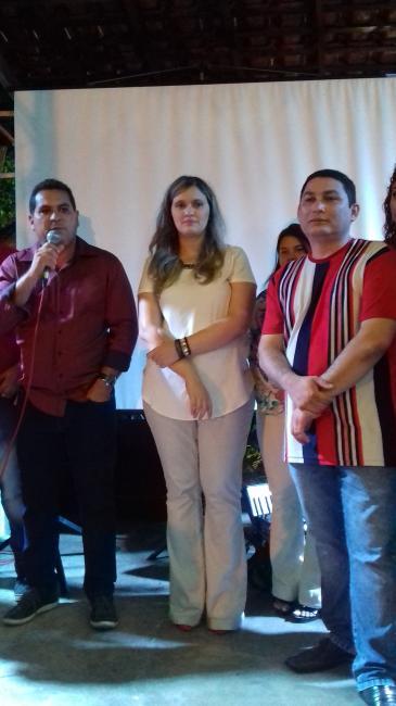 SEMUSA de Demerval Lobão (PI) realiza confraternização com equipes da ESF e convidados