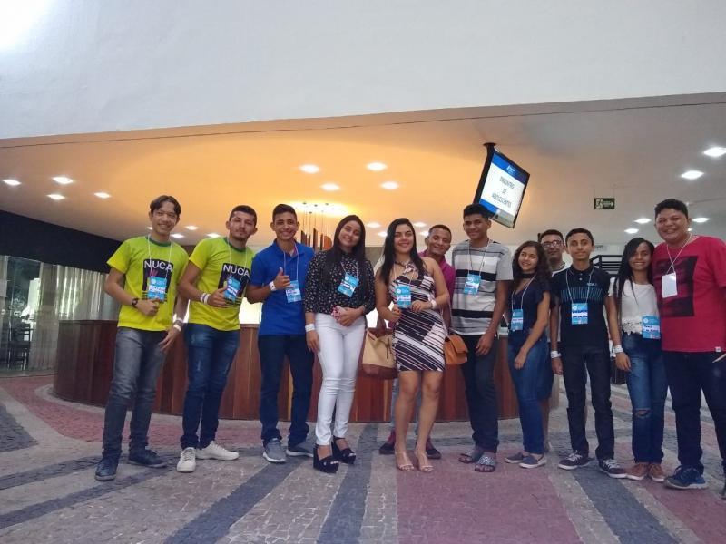 Lagoinha do PI: Equipe participa de Encontro de Mobilização de Adolescentes