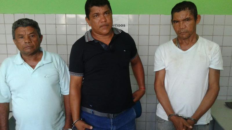 Estelionatários são presos após aplicarem golpes em Teresina