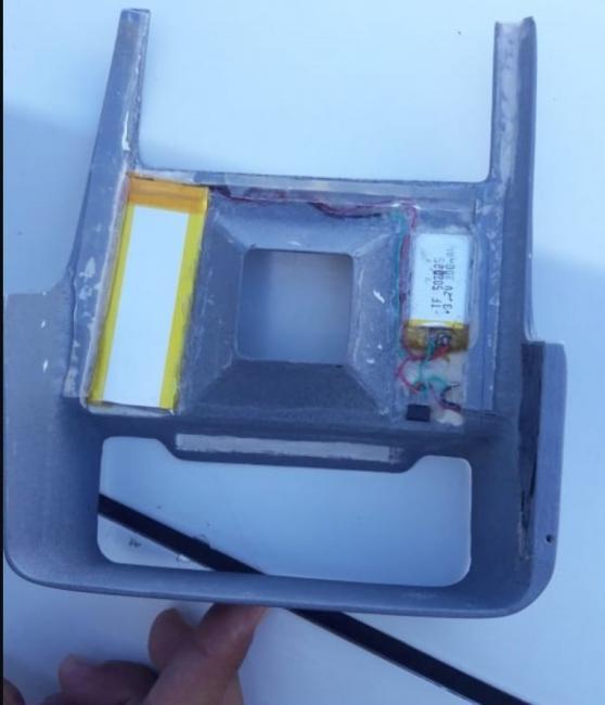 Fundo falso é encontrado em caixa eletrônico de banco no Piauí