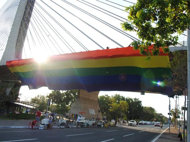 Avenida Raul Lopes será interditada para a 18ª Parada da Diversidade