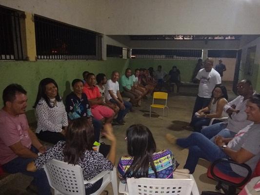 Regularização fundiária das terras da Comunidade Aliança do Gurgueia