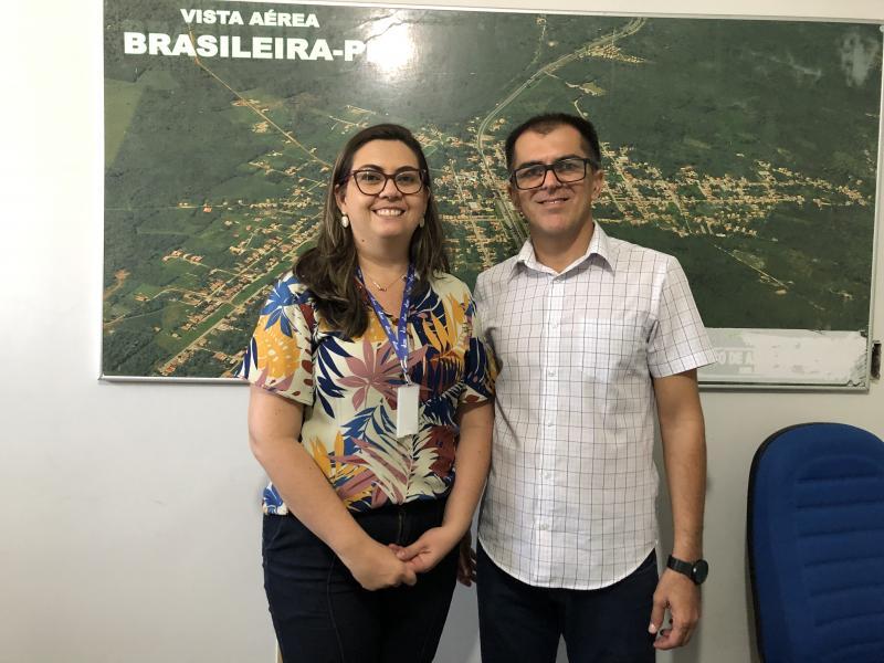 Em seu último dia como Prefeito, Alan assina convênio com Piauí Conectado